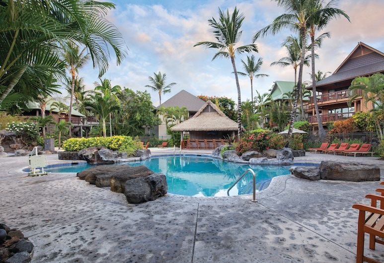 Club Wyndham Kona Hawaiian Resort, Kailua-Kona