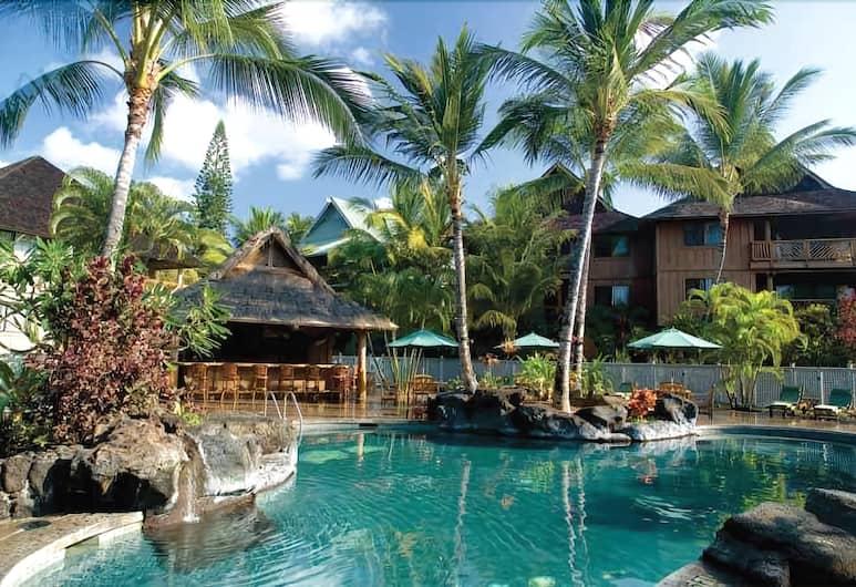 Wyndham Kona Hawaiian Resort, Kailua-Kona, Outdoor Pool