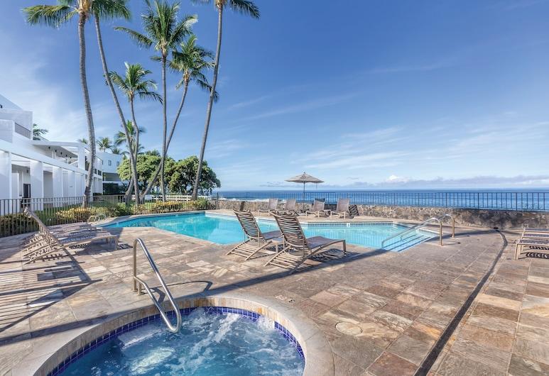 Club Wyndham Royal Sea Cliff, Kailua-Kona, Piscina