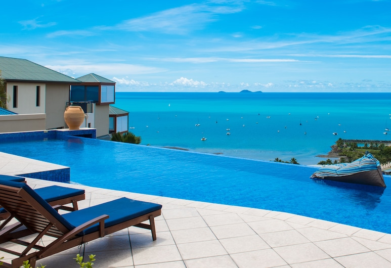 Pinnacles Resort, Airlie Beach, Hồ bơi
