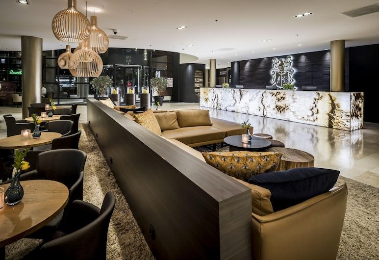 Van der Valk Hotel Maastricht, Maastricht, Lobby lounge