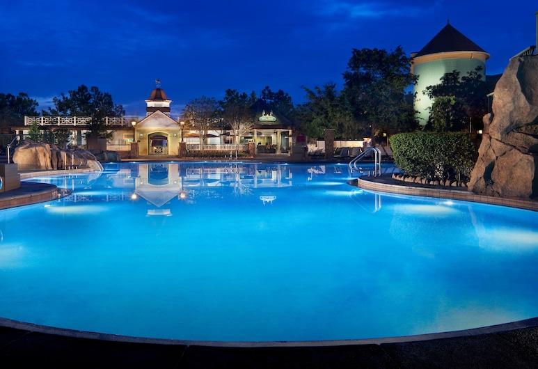 Disney's Saratoga Springs Resort & Spa, Lake Buena Vista, Alberca al aire libre