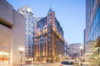 Foto van Courtyard by Marriott Boston Copley Square in Boston