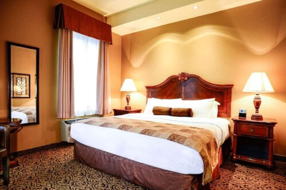 Standardværelse - 1 queensize-seng - ikke-ryger - Værelse
