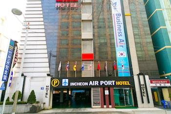 Foto do Incheon Airport Hotel em Incheon
