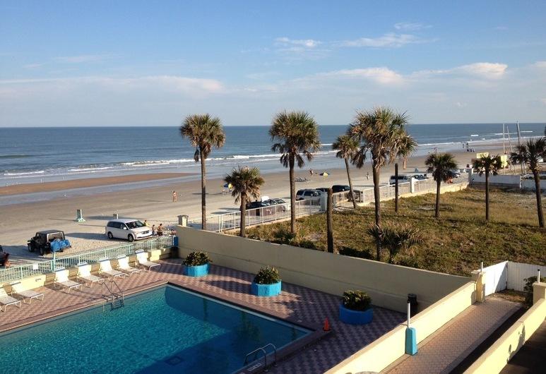 Fountain Beach Resort, Daytona Beach, Outdoor Pool