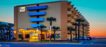 Daytona Beach bölgesindeki Fountain Beach Resort resmi