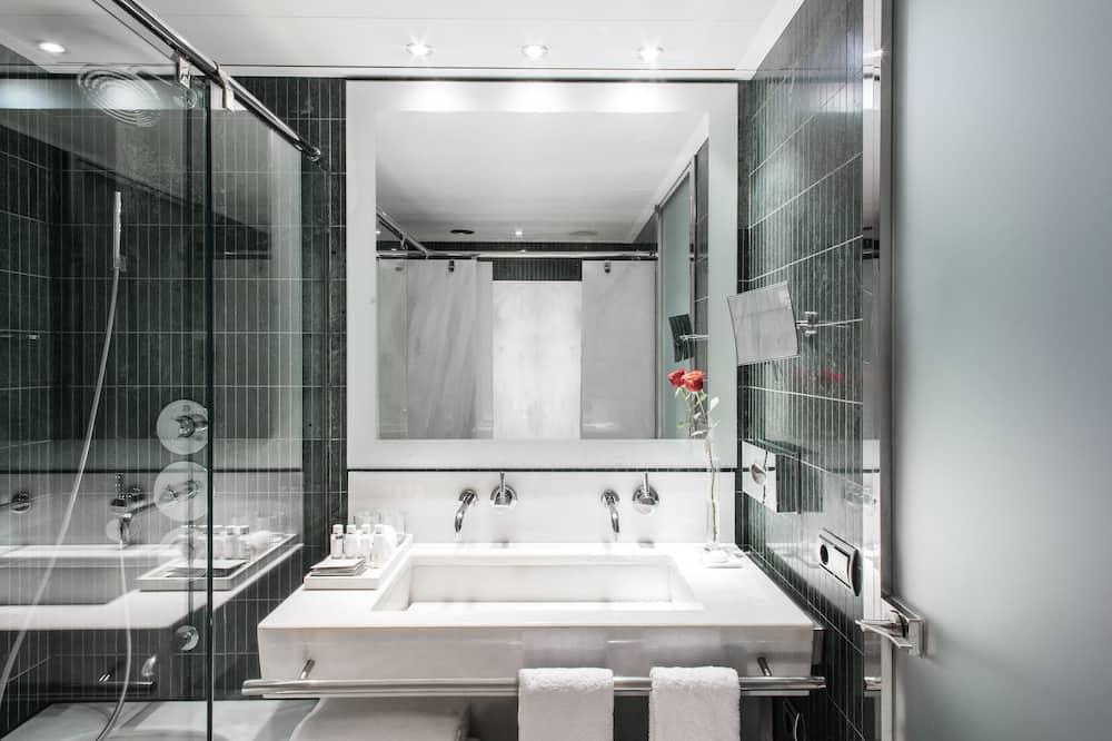 Dúplex, 1 cama Queen size - Baño