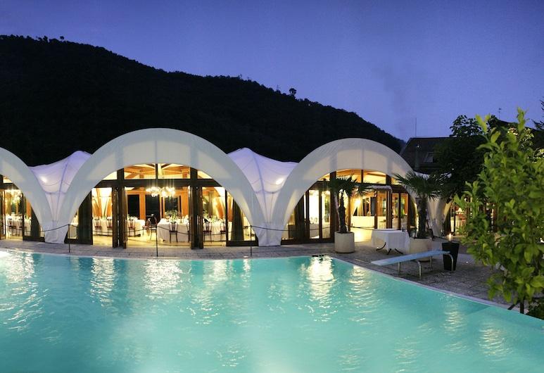 Hotel Ristorante Lago Bin, Rocchetta Nervina, Outdoor Pool