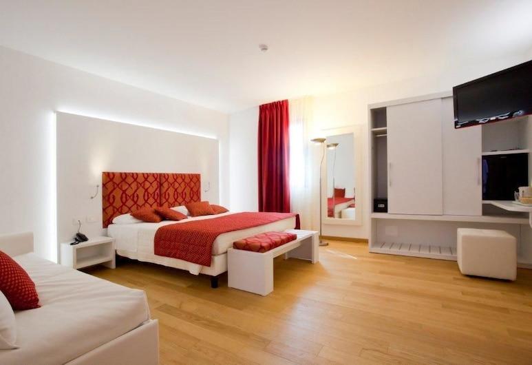 Hotel Marco Polo, Jesolo, Executive-Dreibettzimmer, Zimmer