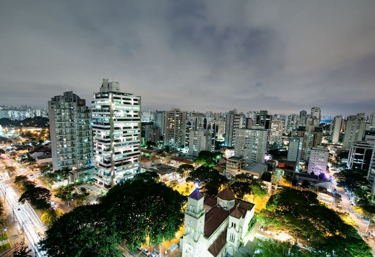 Comfort Hotel Ibirapuera, San Paulas, Vaizdas iš viešbučio