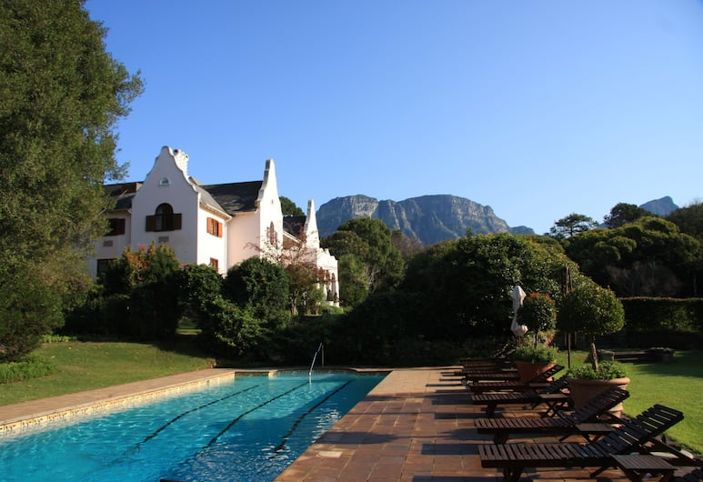 Greenways Manor Guesthouse, Cape Town, Hotel Front