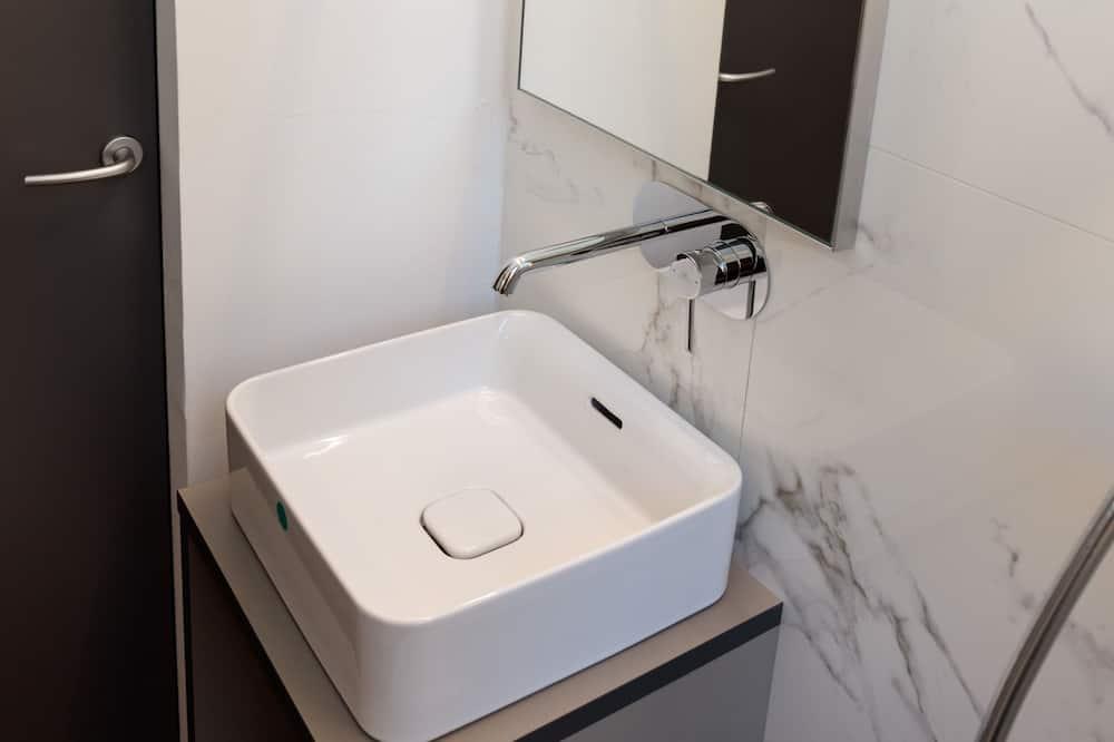 Habitación de diseño con 1 cama doble o 2 individuales - Baño