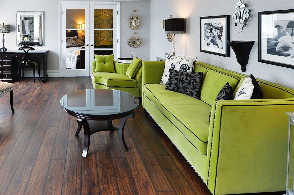 Phòng Suite Premier, 1 phòng ngủ - Khu phòng khách