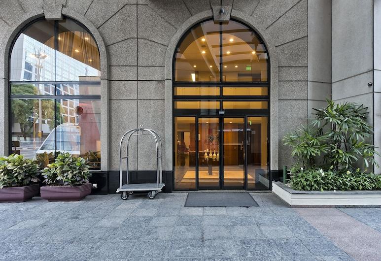 Melia Paulista, São Paulo, Entrada do Hotel