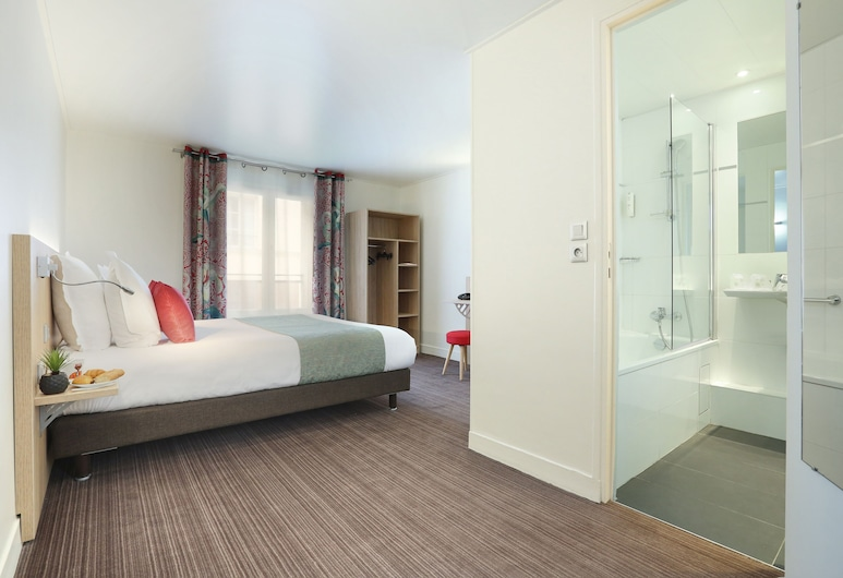 Beaugrenelle Tour Eiffel, Paris, Two Rooms next to Each Other, Guest Room