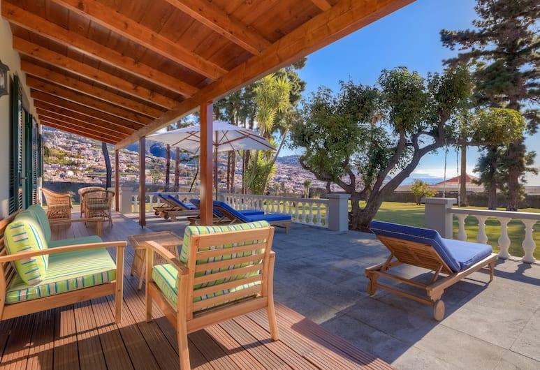 Quinta Jardins do Lago, Funchal, Zimmer, Terrasse/Patio