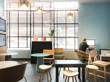 Foto van Novotel Suites Paris Nord 18ème in Parijs