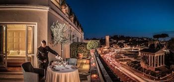 Sista minuten-erbjudanden på hotell i Rom