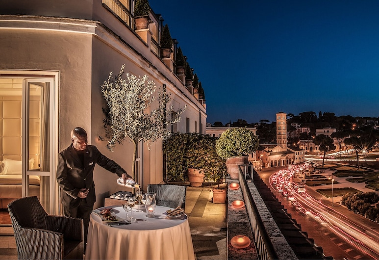 47 Boutique Hotel, Rom