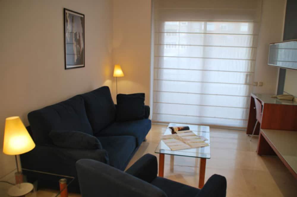 Apartmán, 2 spálne (3 pax) - Obývačka