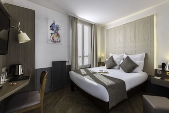 Picture of Contact Hotel Alizé Montmartre in Paris