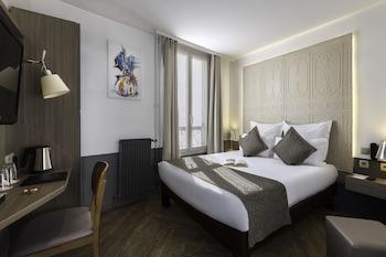 Picture of Contact Hotel Alizé Montmartre in Paris