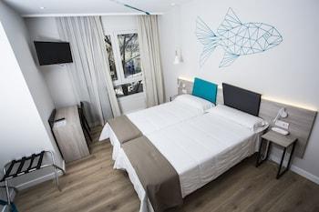 Billede af Hotel Mediterraneo i Valencia