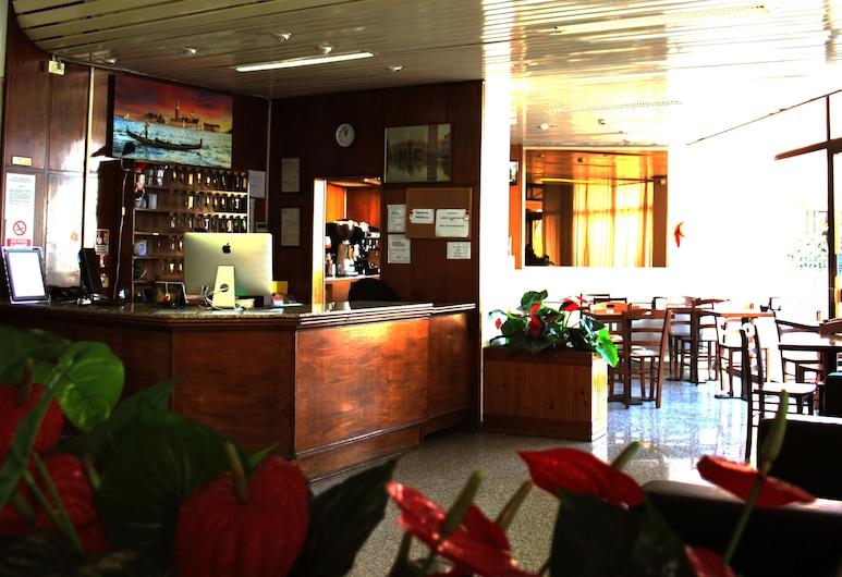 Hotel Colombo, Mestre, Hotellounge