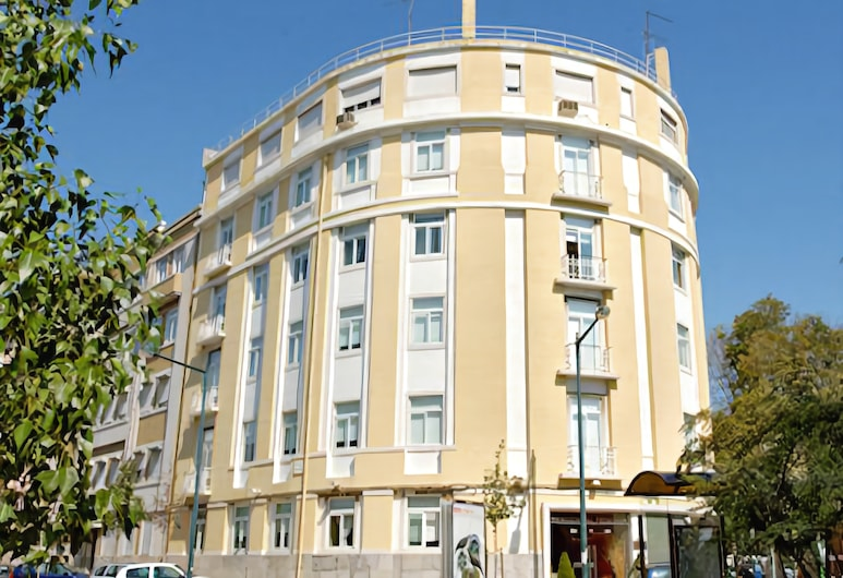 Stay Hotel Lisboa Centro Saldanha, Lisbon, Hotel Front