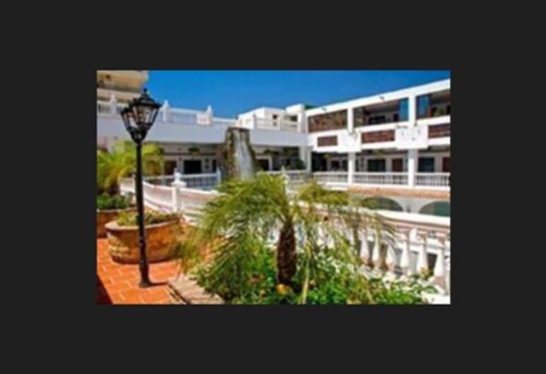Hotel Las Rampas, Fuengirola, Terrass