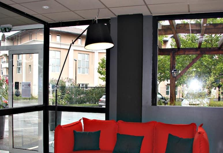 Hôtel Ibis Toulouse Purpan, Toulouse, טרקלין הלובי