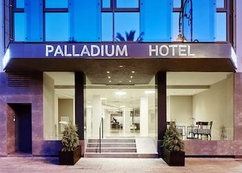 Hotell med gym i Palma de Mallorca