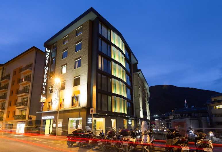 Hotel Metropolis, Escaldes-Engordany