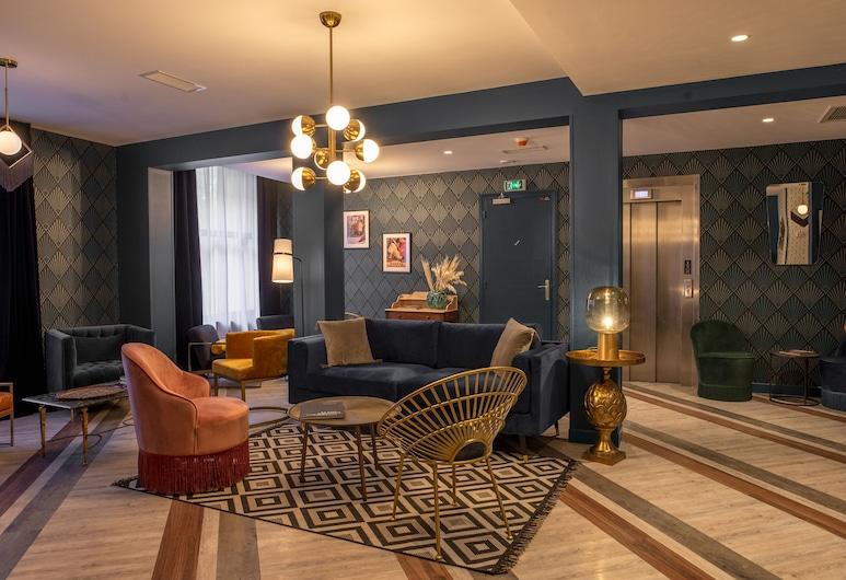Bristol Hotel, Avinjonas, Vestibiulio laukiamasis