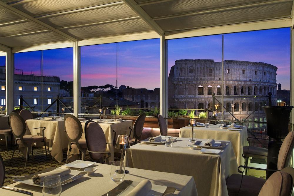 Palazzo Manfredi - Relais & Chateaux, Rome, Restaurant