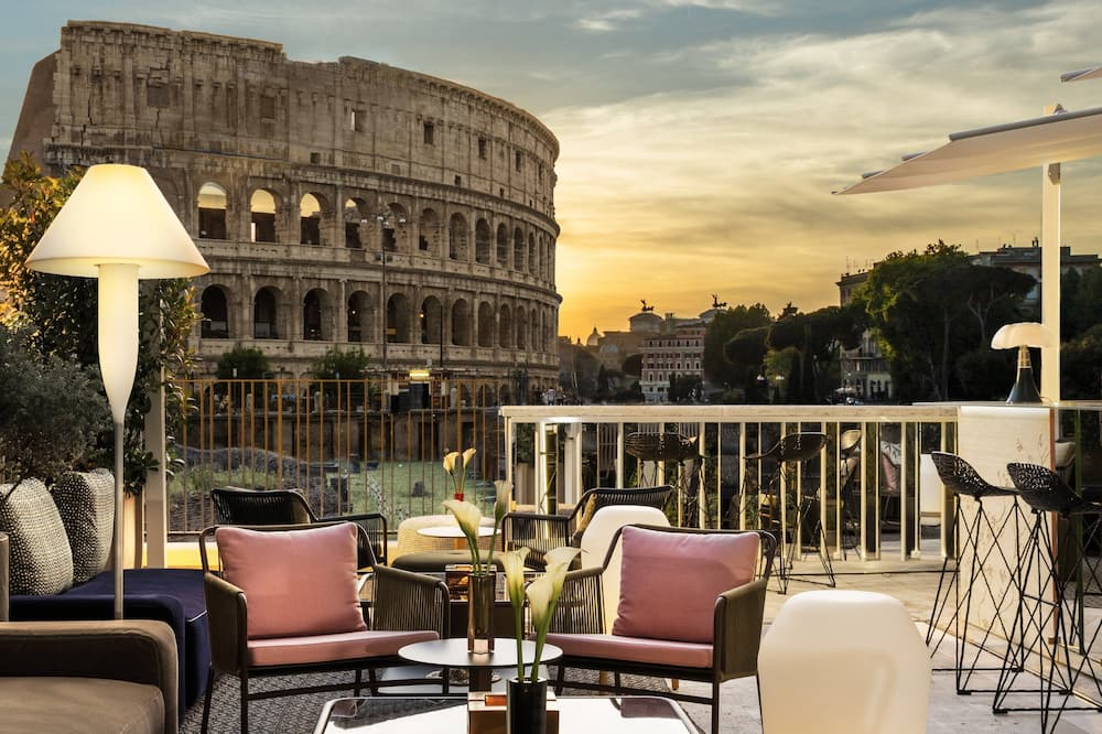 Palazzo Manfredi - Small Luxury Hotels of the World, Rome