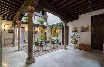 Granada bölgesindeki Casa del Capitel Nazari Hotel resmi