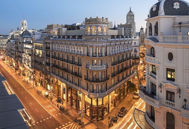 Iberostar Las Letras Gran Via, Мадрид, Вид с воздуха