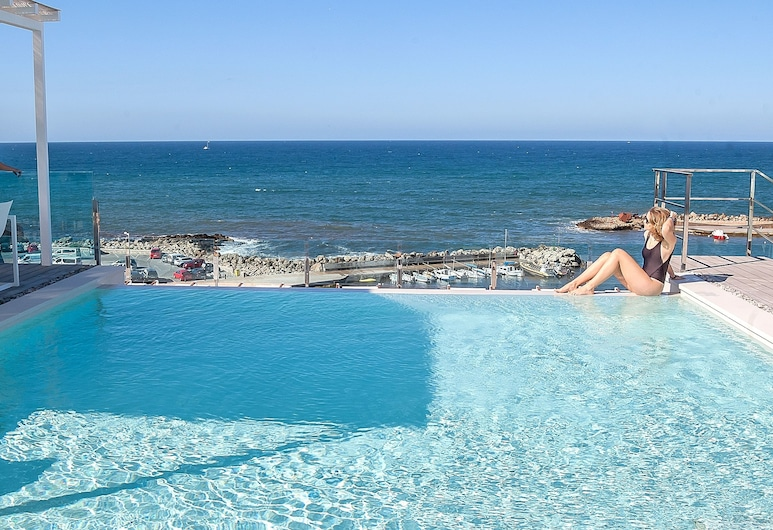 BQ Aguamarina Boutique Hotel, Playa de Palma, Открытый бассейн