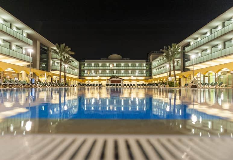 Hotel Mediterraneo Benidorm, Benidorm, Hotel Front
