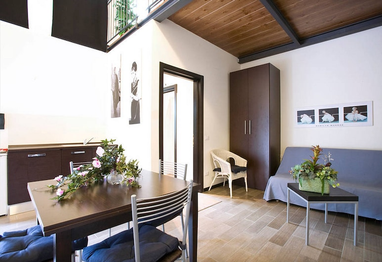 Argentiere B&B, Florence, Loft (for 5 people), Room