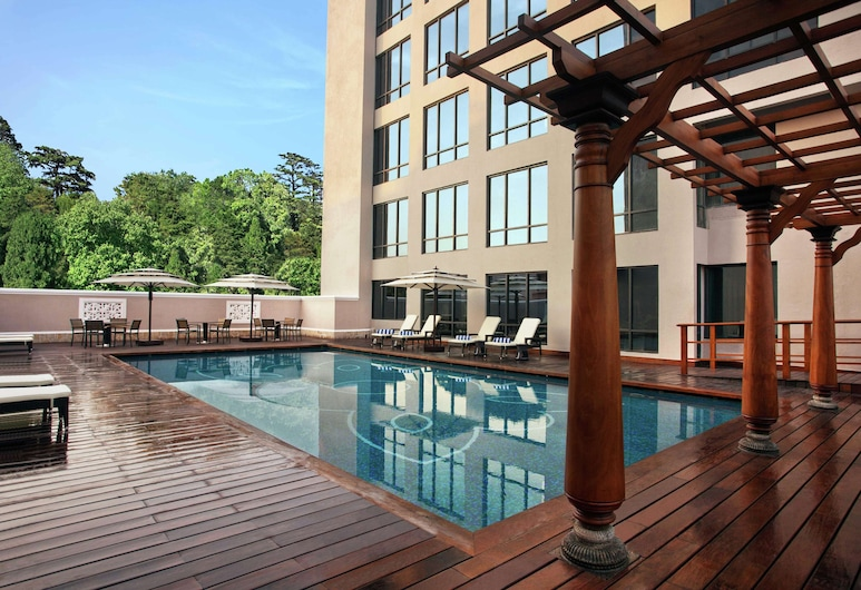 Hilton Garden Inn Trivandrum, Thiruvananthapuram, Pool