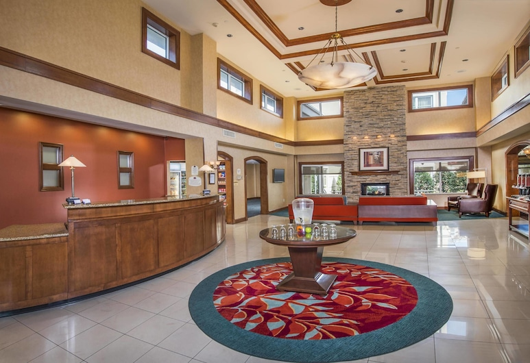 Residence Inn by Marriott Norfolk Airport, Norfolk, Lobby