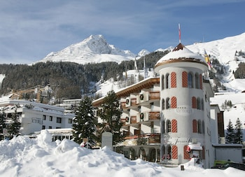 Picture of Turmhotel Victoria in Davos
