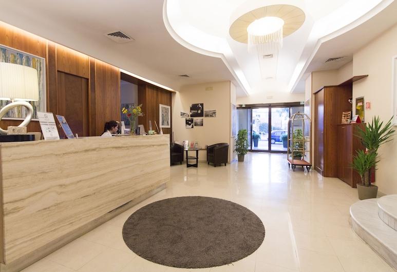 Hotel Nuvò, Naples, Réception