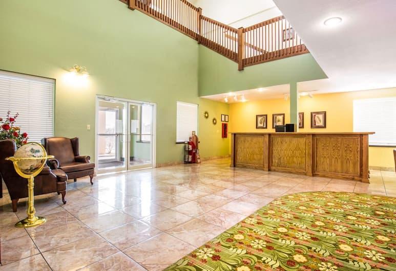 Brookwood Inn, Branson, Lobby lounge