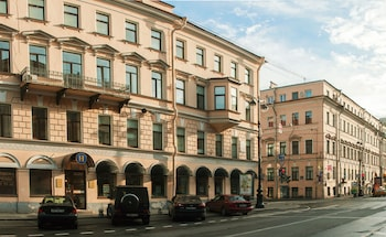 Kuva Comfort Hotel-hotellista kohteessa Pietari