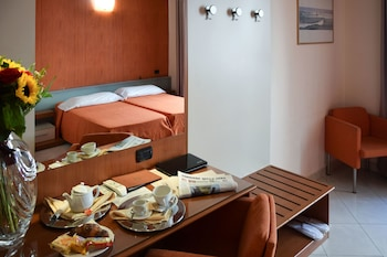 Bild vom Hotel Del Corso in Mailand