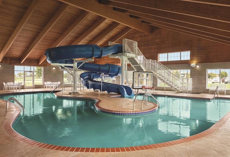 Country Inn & Suites by Radisson, Willmar, MN, Willmar, Krytý bazén